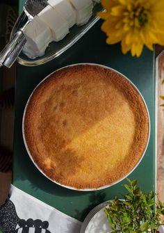 No Bake Desserts, Dessert Recipes, Finnish Recipes, Cornbread, Good Food, Ethnic Recipes, Baking Ideas, Tarts, Millet Bread