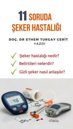 Diyabet, şeker hastalığı hakkında en çok sorulan 10 soru bu yazıda endoktrinoloji uzmanı Doç. Dr. Ethem Turgay Cerit tarafından sizler için cevaplandı.