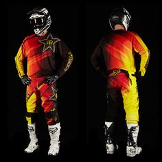 Fox is the leader in motocross and mountain bike gear, and the apparel choice of action sports athletes worldwide. Shop now from the Official Fox Racing® Online store. Fox Racing, Auto Racing, Riding Clothes, Riding Gear, Dirt Bike Gear, Mtb Clothing, Motorcycle Suit, Dirtbikes, Shopping