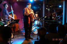 Joe Lovano  Prague - Jazzdock 03/2017
