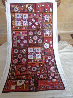 Vintage Tapestry Antique Indian Handmade by jaisalmerhandloom, $159.00