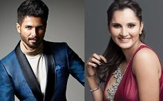 Sania Mirza talks about romance rumours with Shahid Kapoor and Farah Khan adds fuel to the fire http://www.glamoursaga.com/sania-mirza-could-not-make-a-straight-face-while-talking-about-shahid-kapoor-according-to-farah-khan/