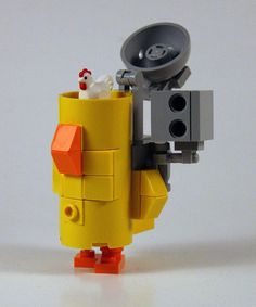 Mega Bloks Diego Instructions