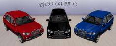 2009 BMW X5 at SG5150 via Sims 4 Updates Check more at http://sims4updates.net/cars/2009-bmw-x5-at-sg5150/