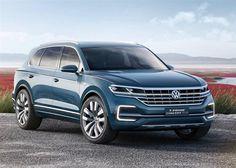 Grand frère du prochain Volkswagen Touareg, le concept T-Prime GTE à motorisation hybride rechargeable aura droit à sa version de série à l'horizon 2017