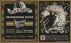 mybeerbuzz.com - Bringing Good Beers & Good People Together...: Black Raven - Grandfather Raven Returns 11/20