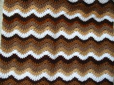 Ravelry: Project Gallery for Warm Waves pattern by Jan Eaton