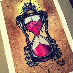 Hourglass Tattoo Artist