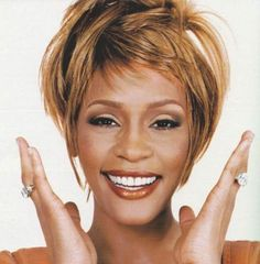 Whitney Houston. RIP, I Will Always Love You <3 :(
