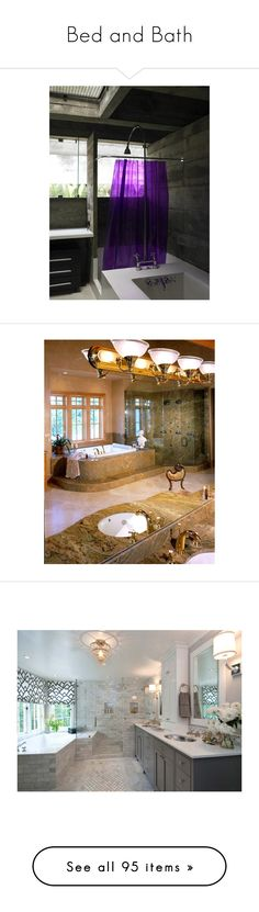 Bed And Bath By Katie Kat1127 Liked On Polyvore Featuring House ShowerZara HomeShower