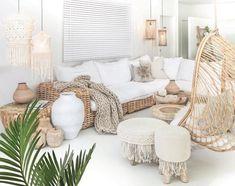 home interior design business Boho Living Room, Home And Living, Living Room Decor, Bedroom Decor, Living Rooms, Clean Living, Coastal Living, Entryway Decor, Bedroom Ideas