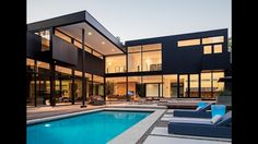 Ultra Modern Family Home In Canada