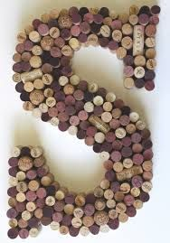 Finally figured out what to do with all of those wine corks I've been saving.