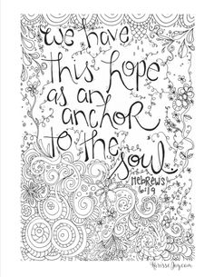 Beautiful Adult Bible Coloring Pages 99 FREE inspirational coloring page