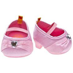 Pink Gem Heels | Build-A-Bear Workshop