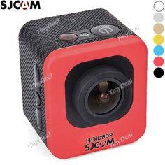 SJCAM M10 1.5 inch LCD 12.0MP 170 Degree Wide Angle 1080P Camera Sport DV EVC-359125