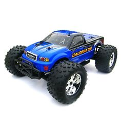 Redcat Racing Caldera 3.0 Truck 1/10 Scale Nitro 2-Speed (With 2.4GHz Remote Control)