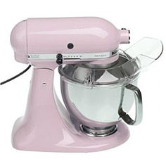 @Overstock - Make a difference with this KitchenAid Artisan Cook for the Cure 5-quart mixer50 dollars is  donated to the Breast Cancer Foundation from the sale of this stand mixerHandy appliance features a unique tilt-up head designhttp://www.overstock.com/Home-Garden/KitchenAid-KSM150PSPK-Pink-Artisan-Stand-Mixer/4110008/product.html?CID=214117 $319.99      I so want this!!!!