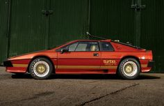 For Your Eyes Only Lotus Esprit