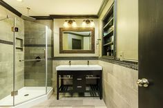 I have an absolute passion for my Design work, and I Love working with people, blessed indeed ! Design Trends, My Design, 2015 Trends, Open Concept, Corner Bathtub, Light Fixtures, Dawn, Shelves, Super Star