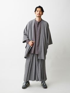 Many of us dreamed of being samurais when we were kids. In fact, I STILL dream of being a samurai, and thanks to these awesome Haori coats from Japan, that dream is still very much alive.