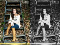 Amanda Holloway Photography Woodlands Senior Pictures