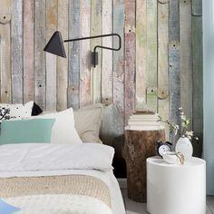 Zipcode™ Design Gina Vintage Wood Wall Mural & Reviews | Wayfair.ca
