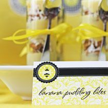 Baby & Wedding Shower Ideas  #BabyShower  #Wedding
