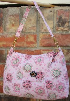 Original Pink Concealed Carry Purse with by LuckySquashbuckler, $115.00