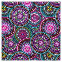 Bohemian Fabric, Bohemian Pattern, Bohemian Print, Bohemian Design, Coastal Fabric, Boho Chic, Hippie Chic, Textures Patterns, Fabric Patterns