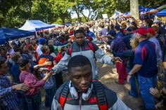 A tour of the Grove in Oxford, Miss., which comes alive each football weekend with one of the most elaborate pregame gatherings in the country.