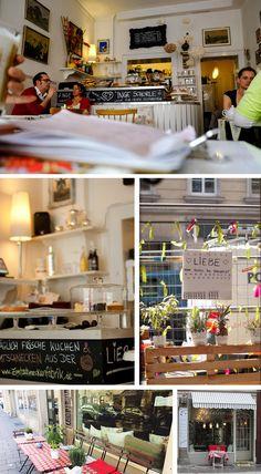 Cafe Fräulein, Frauenstraße 11 München, www.cafe-fräulein.de