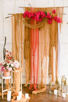Photo shared by Rit Dye I Fabric Dye on March 2020 tagging . You can find Diy wedding and more on our website.Photo shared by Rit Dye I Fabric Dye. Rit Dye, Party Photography, Outdoor Photography, Children Photography, Cheese Cloth, Ceremony Backdrop, How To Dye Fabric, Silk Flowers, Diy Wedding