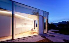 CGarchitect - Professional 3D Architectural Visualization User Community | Lake Lugano House Dusk