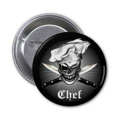 Cool Chef Pin