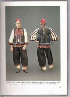 Festive dress, Nikopol region. Album by Anita Komitska