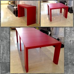 1000 images about space saving tables on pinterest resource furniture decathlon and console - Goliath console table ...