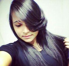Adoro meu cabelo