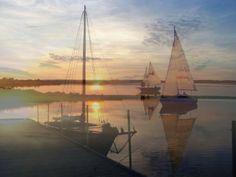 Jezioro Wicko:)