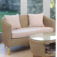 Havana Summer House or Conservatory Modern Sofa £415.00 www.candleandblue.co.uk