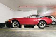 RM Auctions Ferrari Daytona Condo-Find Ready to Disco - Petrolicious