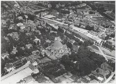 Bussum, Havenstraat en Brinklaan. 1921