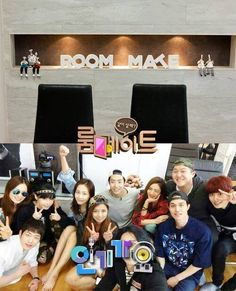 Miss the old Roommate casts! :[