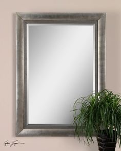 Uttermost Gilford Antique Silver Mirror >>> This is an Amazon Affiliate link. Check out this great product.