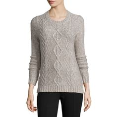 Buy St. John's Bay Marled Cable Pullover Tall today at jcpenney.com. You deserve great deals and we've got them at jcp!