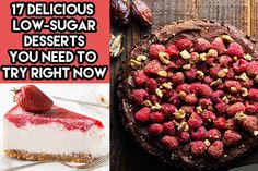 17 Delicious Low-Sugar Desserts You Need To Try Right Now