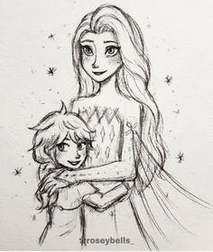 Jack Frost Drawing, Elsa Drawing, Elsa Y Jack Frost, Jack And Elsa, Disney High, Disney Frozen Elsa, Elsa Anime, Sailor Princess, Princess Luna