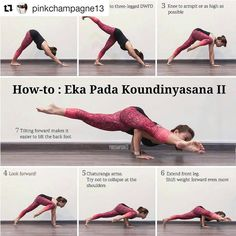 "1,929 Likes, 53 Comments - Yoga Asanas ॐ Tips & Tutorials (@yogaalignment) on Instagram: "" #Kakasana ↔ #CrowPose on  @yogaalignment . . #yogatutorial with @yogawithkalyani  ・・・ Today's…"""