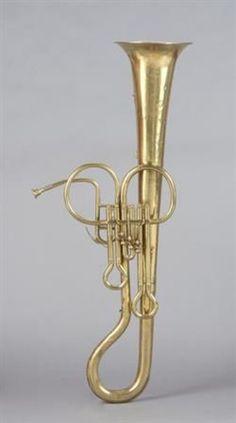 Bastuba (Beyde, ca. Trumpet Instrument, Brass Musical Instruments, Brass Instrument, Tuba Pictures, Sousaphone, Sound Sculpture, Hammond Organ, Strange Music, Musicals