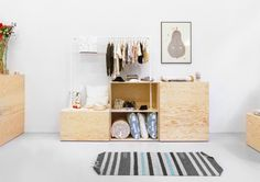 """Tiny is a concept store for kids located in the heart of Berlin."""